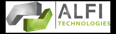 Logo de Alfi Technologies