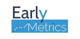 logo de Early metrics